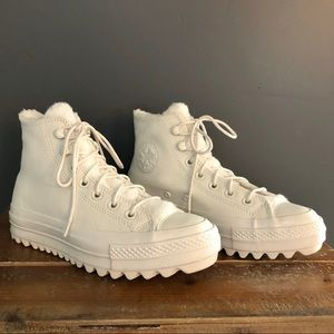 2019 New Converse Exclusive Custom Tooling Boots 1970 Shoe Body Vibram Outsole Outdoor Sneakers